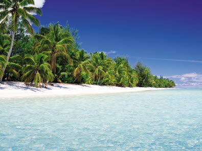 Soak up more sun - Christchurch to Rarotonga direct