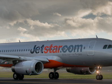 Jetstar returns to Christchurch