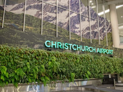 Christchurch Airport supporting action on climate change