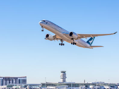 Cathay Pacific to fly Hong Kong - Christchurch direct from December
