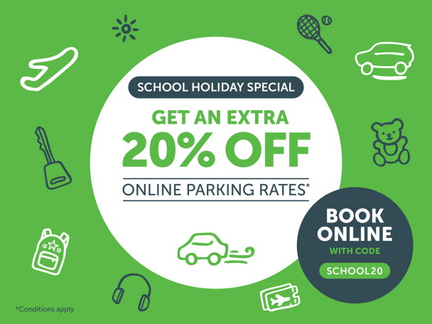 School Holiday Parking Special