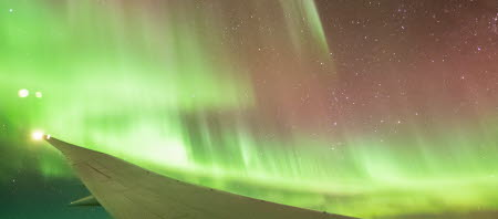 Southern Lights, Southern Lights by Flight, Viva Expeditions, Aurora, Brad Phipps