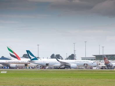 Another record set at Christchurch Airport